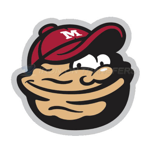 Modesto Nuts Iron-on Stickers (Heat Transfers)NO.7670