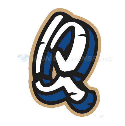 Rancho Cucamonga Quakes Iron-on Stickers (Heat Transfers)NO.7675
