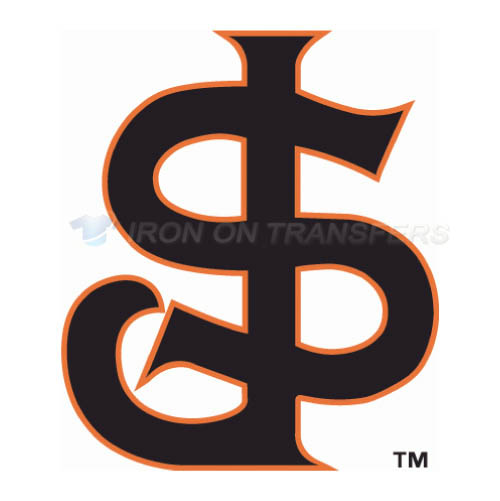 San Jose Giants Iron-on Stickers (Heat Transfers)NO.7683