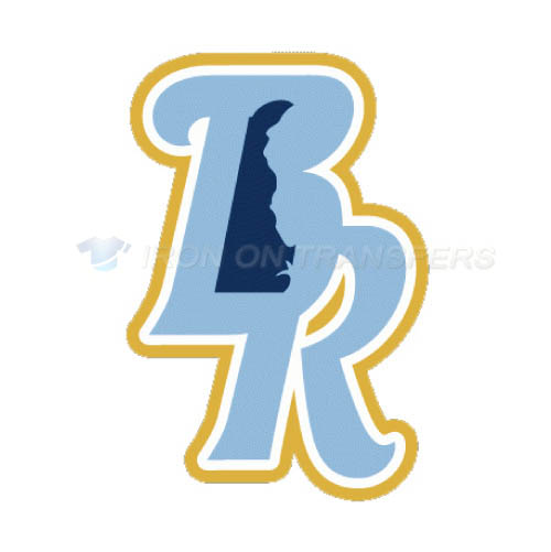 Wilmington Blue Rocks Iron-on Stickers (Heat Transfers)NO.7797