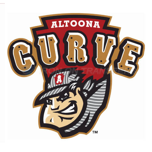 Altoona Curve Iron-on Stickers (Heat Transfers)NO.7817