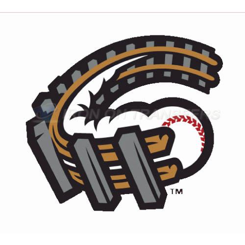 Altoona Curve Iron-on Stickers (Heat Transfers)NO.7818