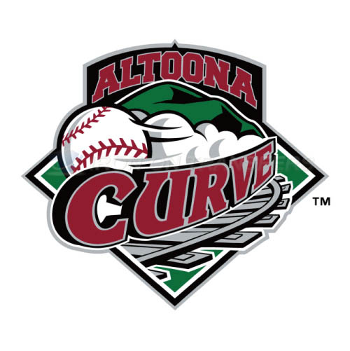 Altoona Curve Iron-on Stickers (Heat Transfers)NO.7819