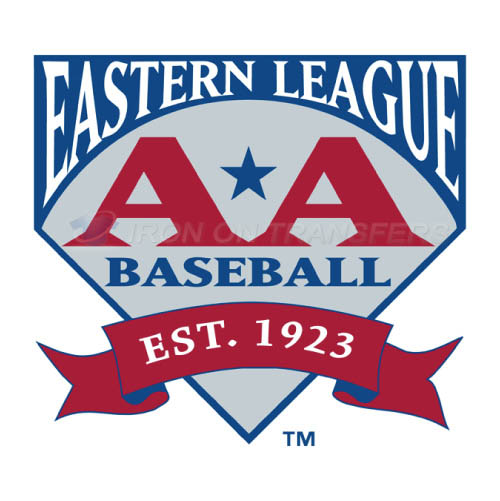 Eastern League Iron-on Stickers (Heat Transfers)NO.7826
