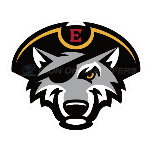 Erie SeaWolves Iron-on Stickers (Heat Transfers)NO.7833