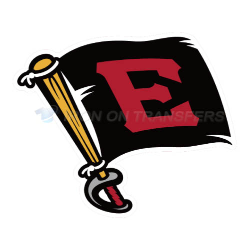 Erie SeaWolves Iron-on Stickers (Heat Transfers)NO.7834
