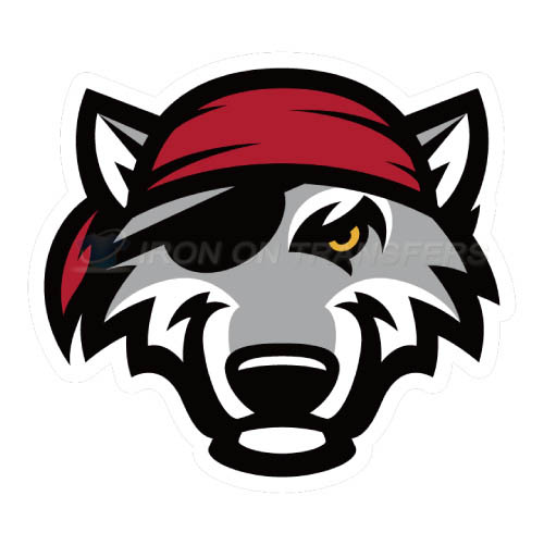 Erie SeaWolves Iron-on Stickers (Heat Transfers)NO.7835