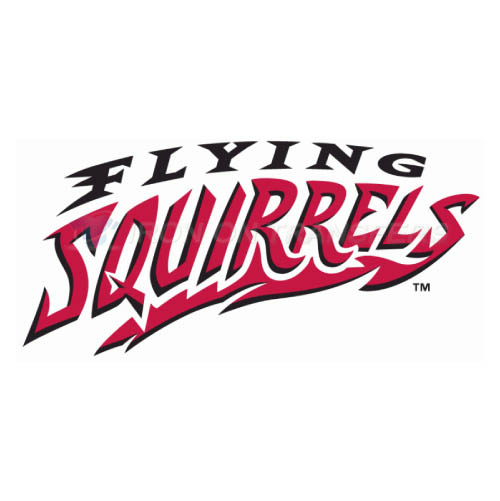 Richmond Flying Squirrels Iron-on Stickers (Heat Transfers)NO.7870