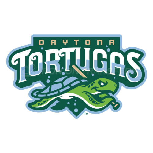 Daytona Tortugas Iron-on Stickers (Heat Transfers)NO.7894