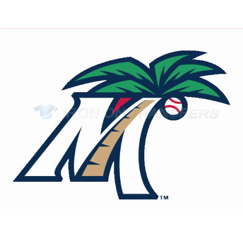 Fort Myers Miracle Iron-on Stickers (Heat Transfers)NO.7909