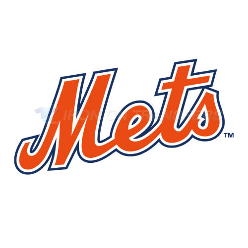 St Lucie Mets Iron-on Stickers (Heat Transfers)NO.7922