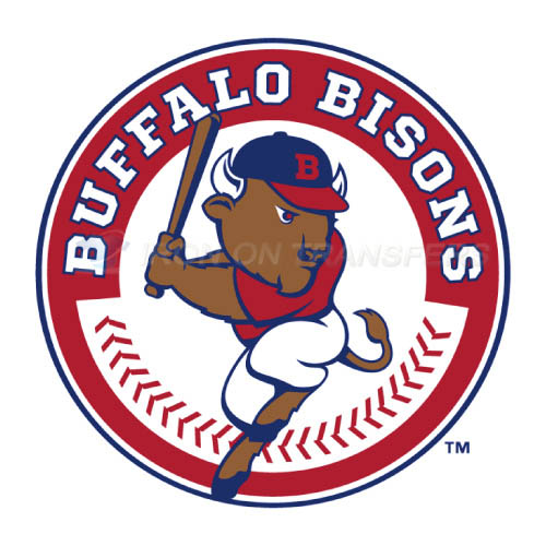 Buffalo Bisons Iron-on Stickers (Heat Transfers)NO.7935