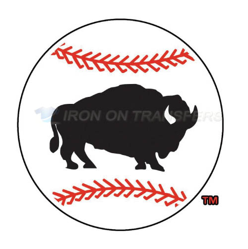 Buffalo Bisons Iron-on Stickers (Heat Transfers)NO.7941