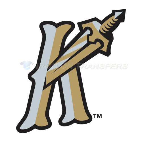 Charlotte Knights Iron-on Stickers (Heat Transfers)NO.7947