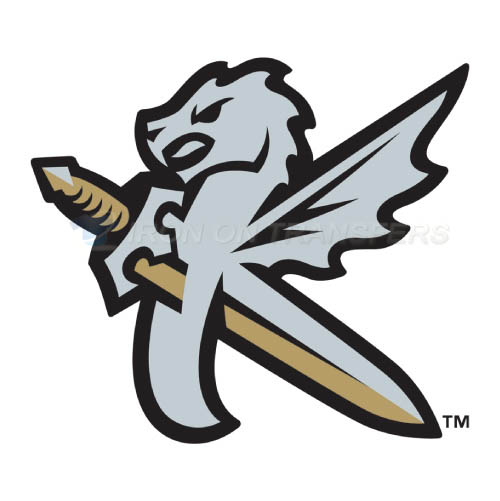 Charlotte Knights Iron-on Stickers (Heat Transfers)NO.7954