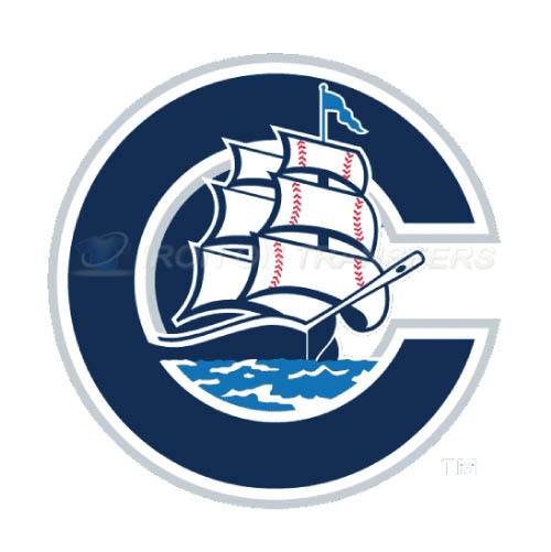 Columbus Clippers Iron-on Stickers (Heat Transfers)NO.7957