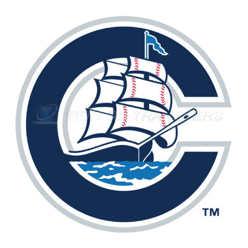 Columbus Clippers Iron-on Stickers (Heat Transfers)NO.7962