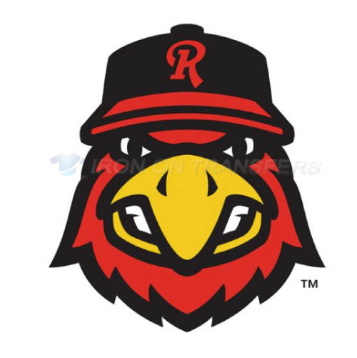 Rochester Red Wings Iron-on Stickers (Heat Transfers)NO.8002