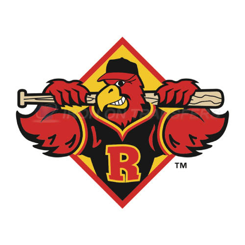 Rochester Red Wings Iron-on Stickers (Heat Transfers)NO.8003