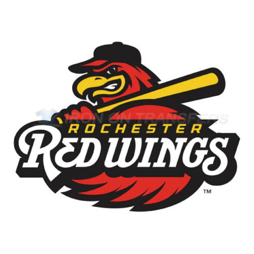 Rochester Red Wings Iron-on Stickers (Heat Transfers)NO.8006