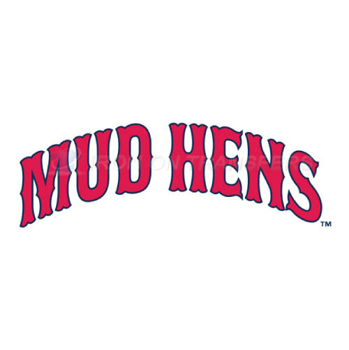 Toledo Mud Hens Iron-on Stickers (Heat Transfers)NO.8032