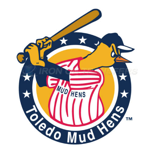 Toledo Mud Hens Iron-on Stickers (Heat Transfers)NO.8033