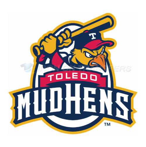 Toledo Mud Hens Iron-on Stickers (Heat Transfers)NO.8034