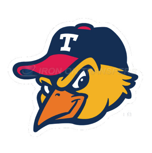 Toledo Mud Hens Iron-on Stickers (Heat Transfers)NO.8035