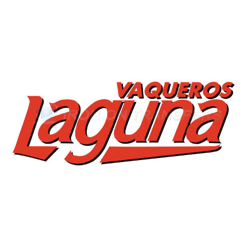 Laguna Vaqueros Iron-on Stickers (Heat Transfers)NO.8040