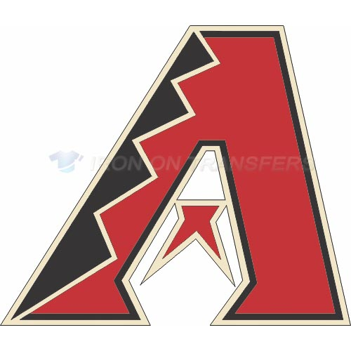 Arizona Diamondbacks Iron-on Stickers (Heat Transfers)NO.1386