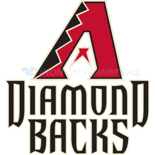 Arizona Diamondbacks Iron-on Stickers (Heat Transfers)NO.1388
