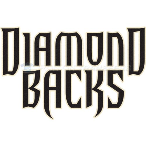 Arizona Diamondbacks Iron-on Stickers (Heat Transfers)NO.1392