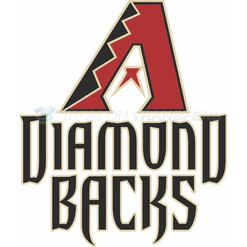 Arizona Diamondbacks Iron-on Stickers (Heat Transfers)NO.1393