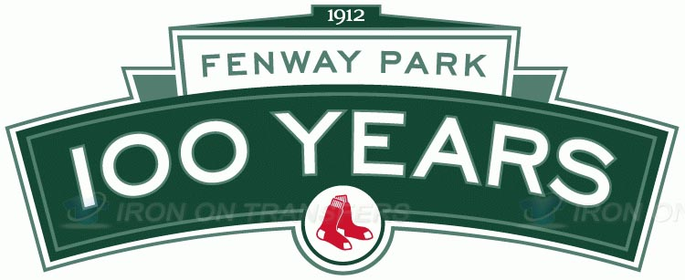 Boston Red Sox Iron-on Stickers (Heat Transfers)NO.1452