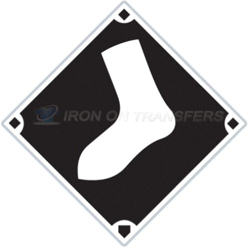 Chicago White Sox Iron-on Stickers (Heat Transfers)NO.1500