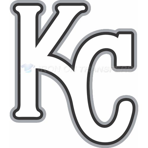Kansas City Royals Iron-on Stickers (Heat Transfers)NO.1620