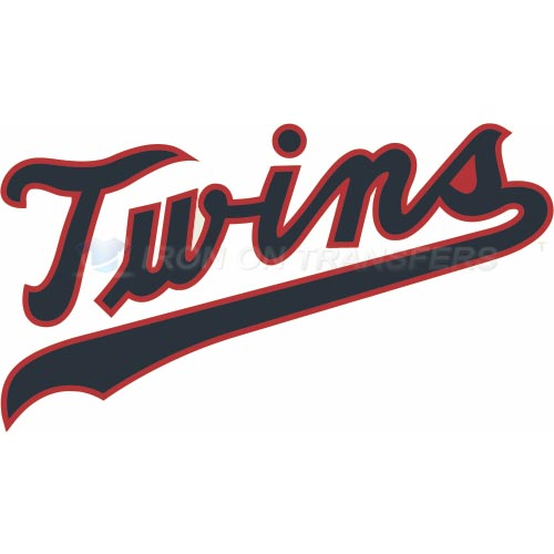 Minnesota Twins Iron-on Stickers (Heat Transfers)NO.1723