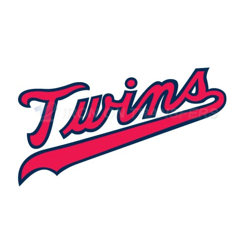 Minnesota Twins Iron-on Stickers (Heat Transfers)NO.1734