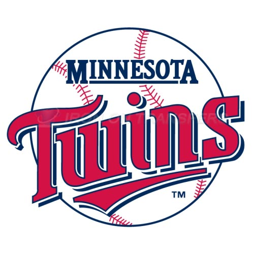 Minnesota Twins Iron-on Stickers (Heat Transfers)NO.1736