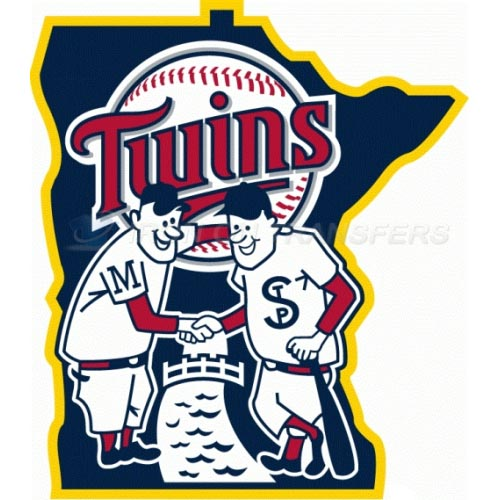 Minnesota Twins Iron-on Stickers (Heat Transfers)NO.1745
