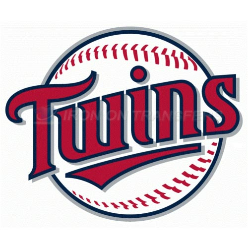Minnesota Twins Iron-on Stickers (Heat Transfers)NO.1746