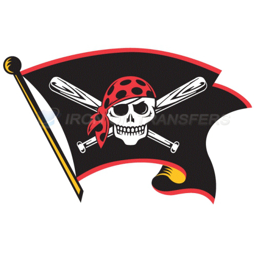 Pittsburgh Pirates Iron-on Stickers (Heat Transfers)NO.1825