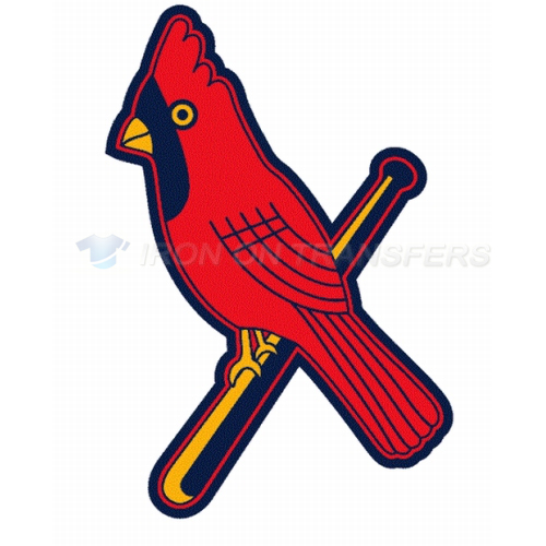 St. Louis Cardinals Iron-on Stickers (Heat Transfers)NO.1926