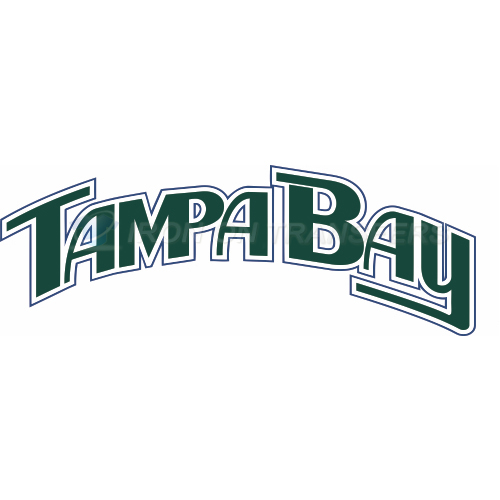 Tampa Bay Rays Iron-on Stickers (Heat Transfers)NO.1954