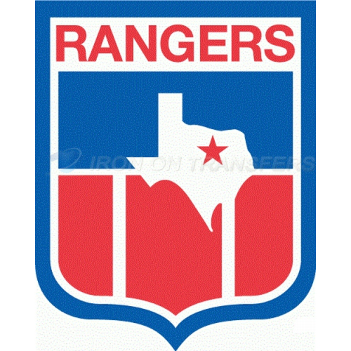 Texas Rangers Iron-on Stickers (Heat Transfers)NO.1960