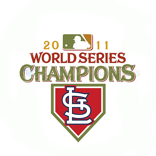 World Series Champions Iron-on Stickers (Heat Transfers)NO.2029