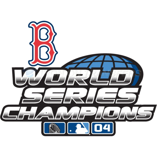 World Series Champions Iron-on Stickers (Heat Transfers)NO.2034