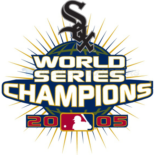 World Series Champions Iron-on Stickers (Heat Transfers)NO.2035