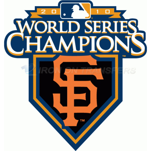 World Series Champions Iron-on Stickers (Heat Transfers)NO.2038