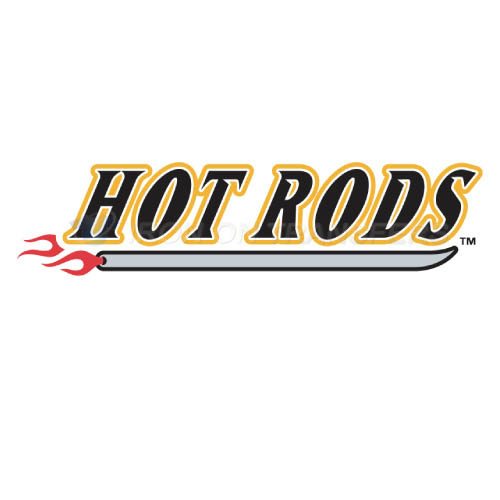 Bowling Green Hot Rods Iron-on Stickers (Heat Transfers)NO.8069